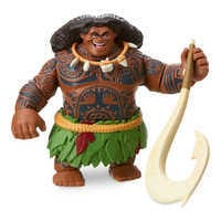 Image of Maui Action Figure - Disney Toybox # 1