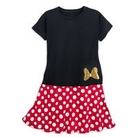 Minnie Mouse Combo Dress for Women