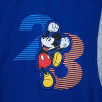 Image of Mickey Mouse Varsity Jacket for Kids # 5