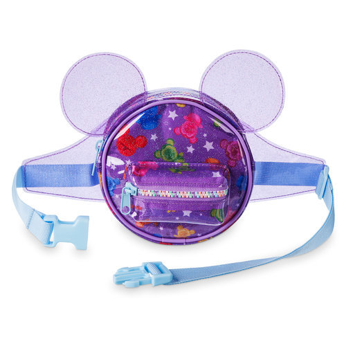 Mickey and Minnie Mouse Belt Bag for Kids