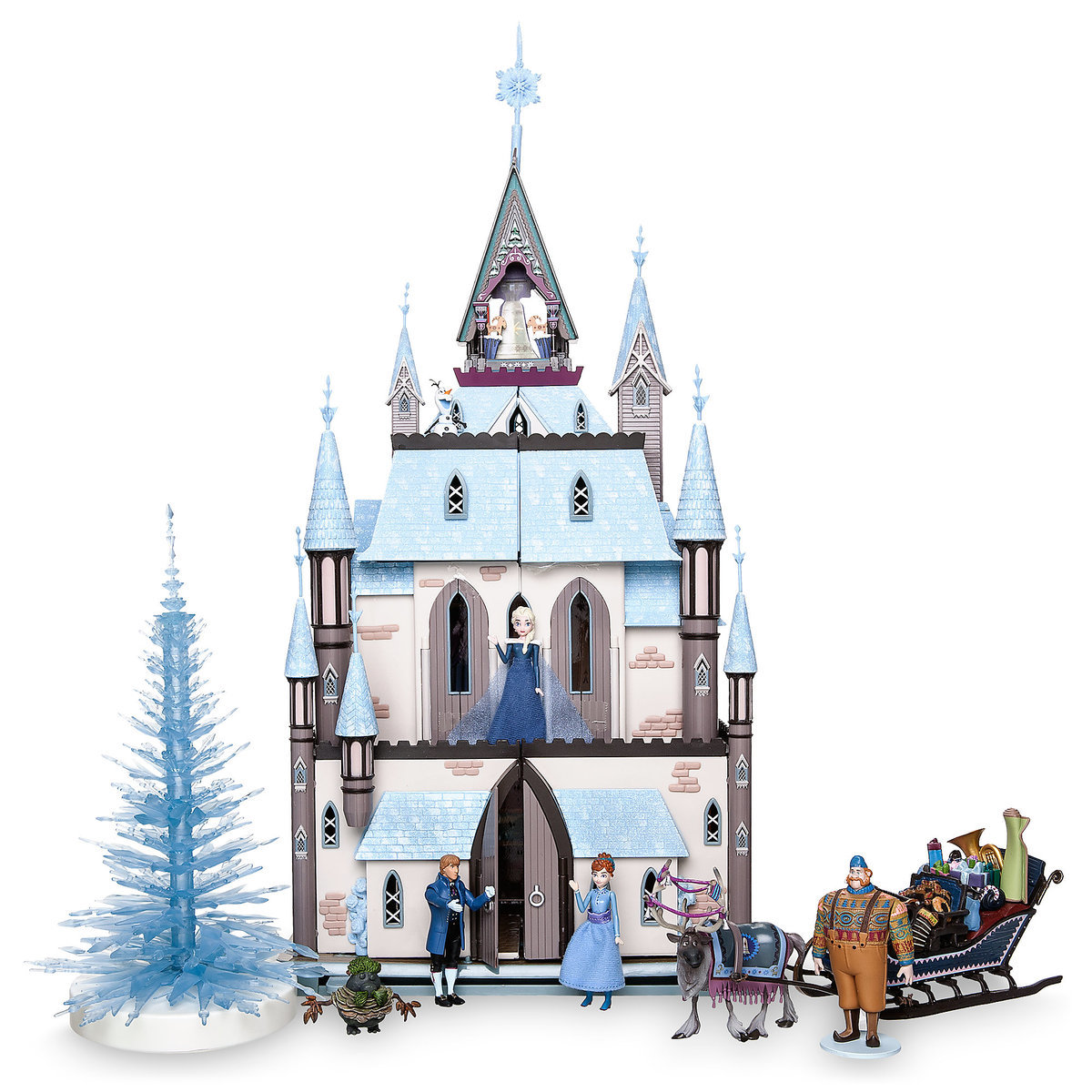 Olaf's Frozen Adventure - Castle of Arendelle Play Set