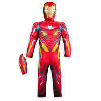 Image of Iron Man Costume for Kids - Marvel's Avengers: Infinity War # 2