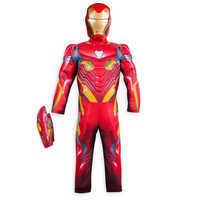 Image of Iron Man Costume for Kids - Marvel's Avengers: Infinity War # 2