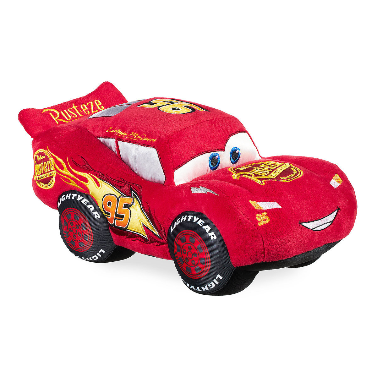 Lightning Mcqueen Plush Cars Medium Shopdisney