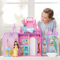 Image of Disney Princess Pop-Up Palace Playset by Hasbro # 6