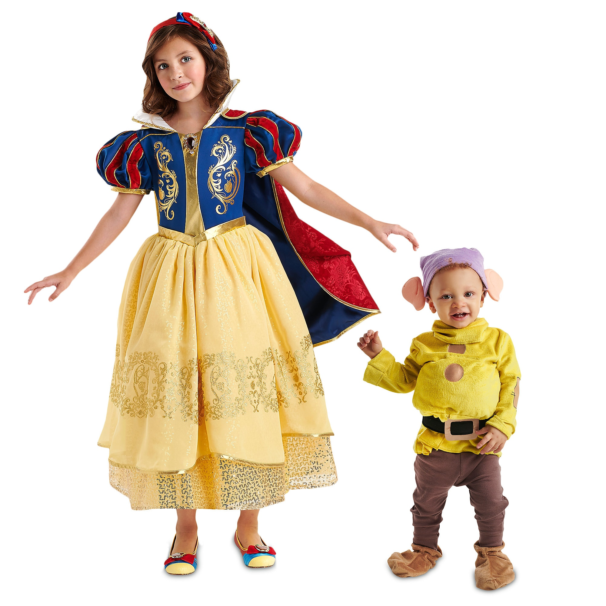 Snow White Costume Collection for Family