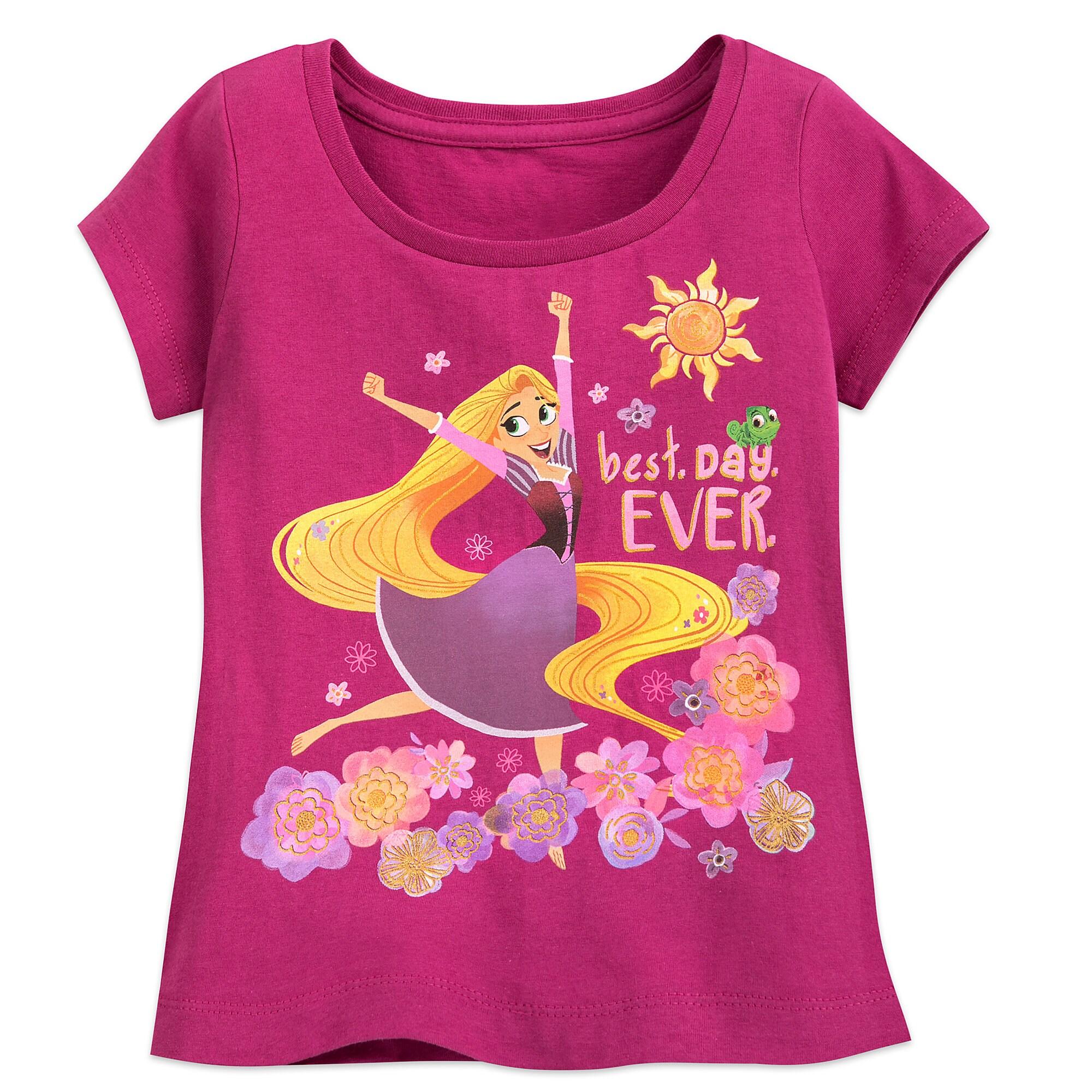 Rapunzel T-Shirt for Girls - Tangled: The Series