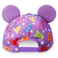 Image of Minnie Mouse Ears Baseball Cap for Girls # 3