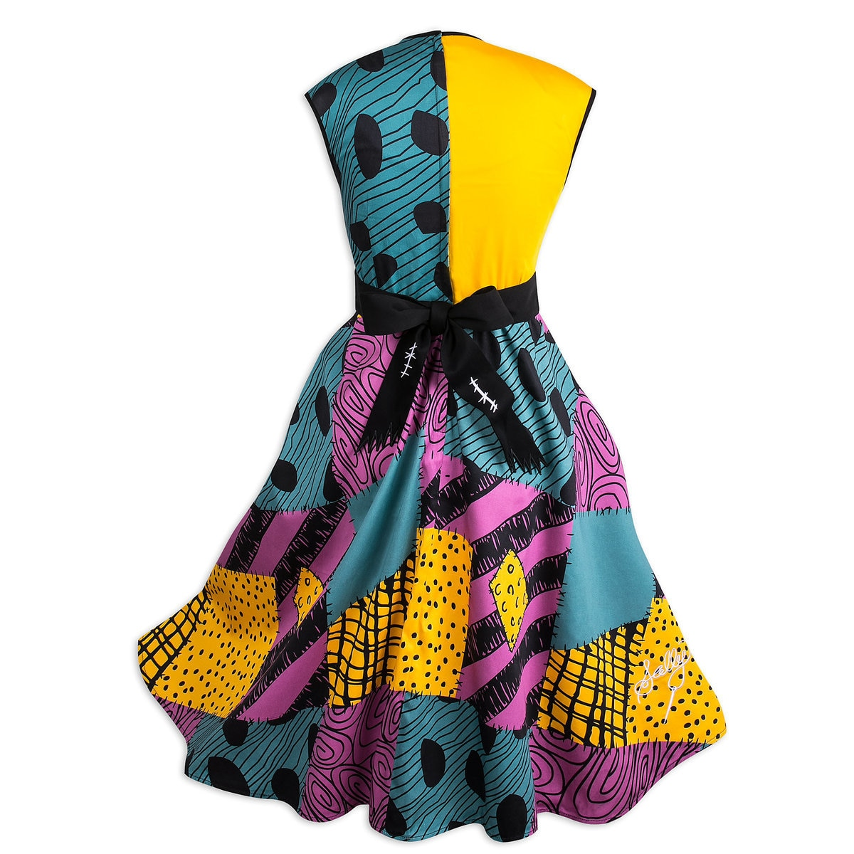c511614a23252a Product Image of Sally Dress for Women - The Nightmare Before Christmas   2