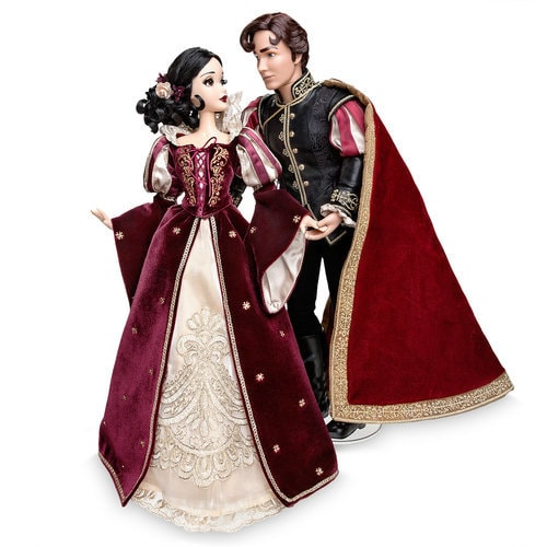 Snow White and Prince Collector's Doll Set ? 17'' ? Limited Edition