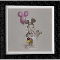 Image of ''Making Mickey Memories'' Limited Edition Giclée Canvas by Noah # 1