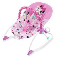 Image of Minnie Mouse Infant to Toddler Rocker by Bright Starts # 1