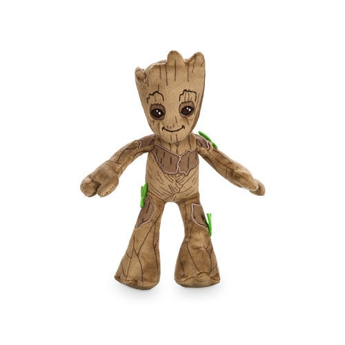 Groot Plush ? Guardians of the Galaxy Vol. 2 ? Mini Bean Bag ? 8 1/2''