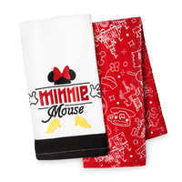 Image of I Am Minnie Mouse Kitchen Towel Set # 1