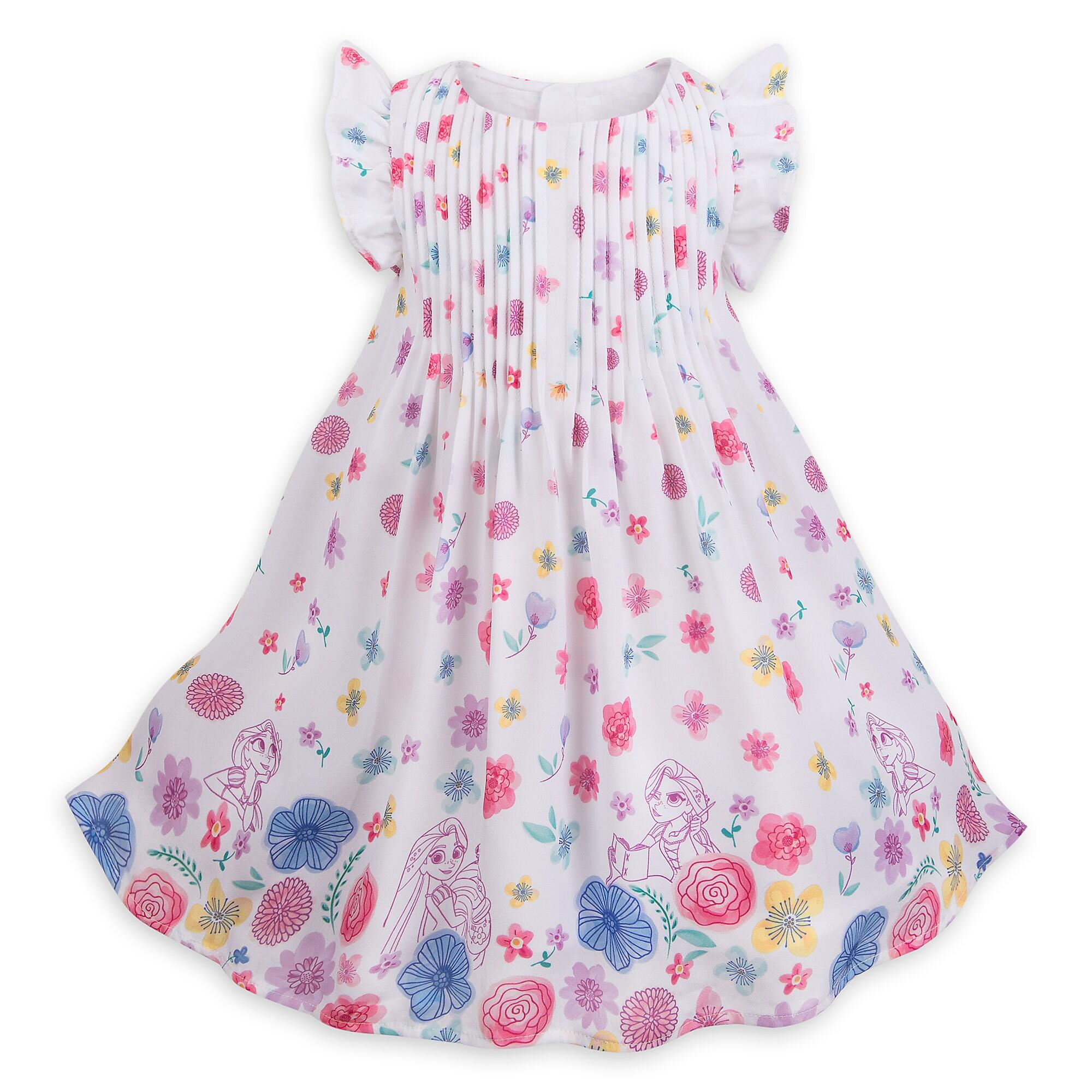 Rapunzel Dress for Girls