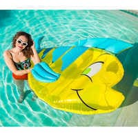 Image of Flounder Pool Float - The Little Mermaid - Oh My Disney # 2