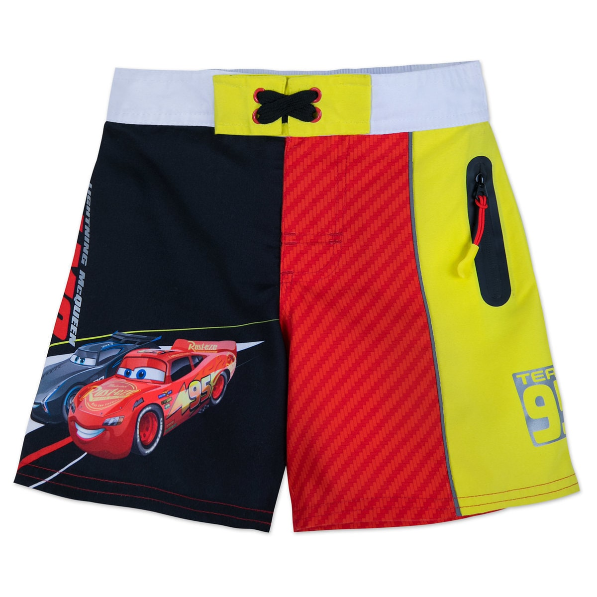 c5844c5bbd Product Image of Lightning McQueen and Jackson Storm Swim Trunks for Boys #  1