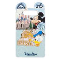 Image of Donald Duck Pin - Disneyland 2018 # 2