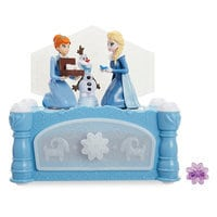 Image of Olaf's Frozen Adventure Musical Jewelry Box # 1