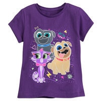 Image of Puppy Dog Pals T-Shirt for Girls # 1