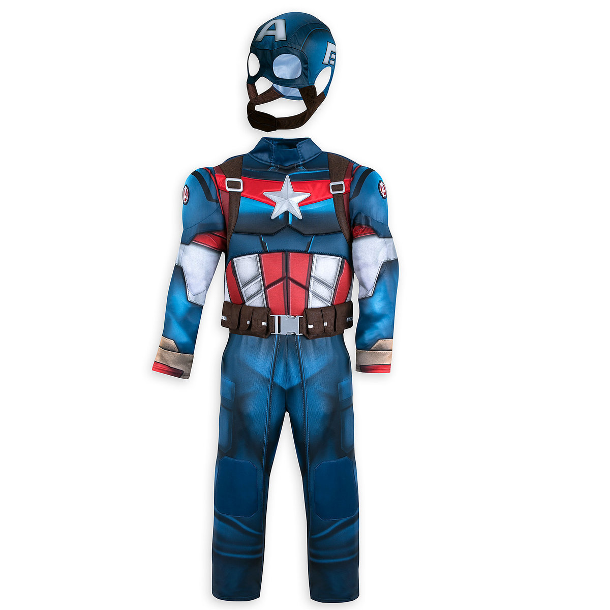 6bad40bfdc Product Image of Captain America Costume for Kids # 1