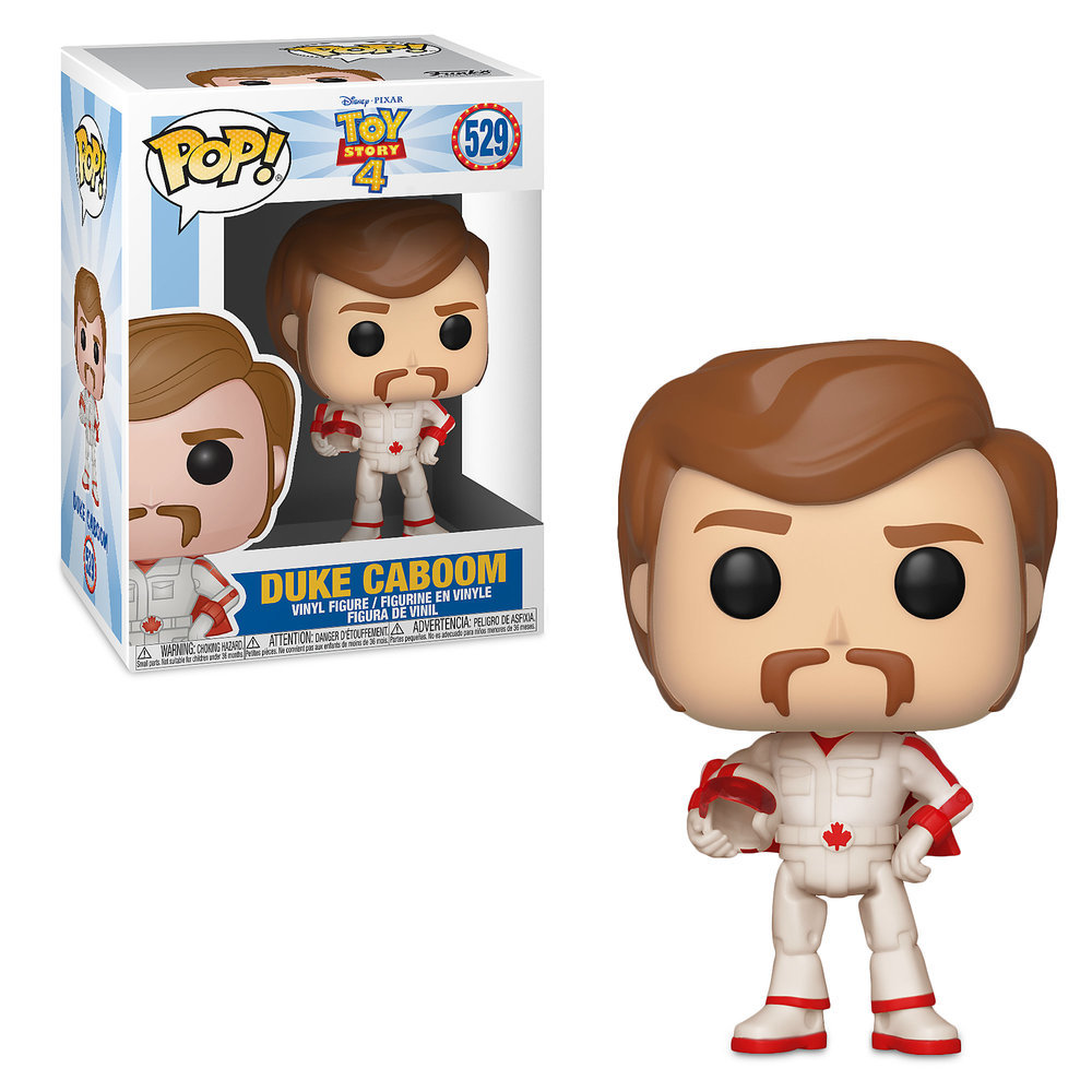 Duke Caboom Pop! Vinyl Figure by Funko - Toy Story 4 Official shopDisney