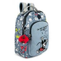 Image of Mickey Mouse Backpack by Kipling # 4
