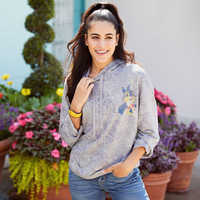 Image of Thumper Hoodie for Women by Junk Food - Bambi # 2