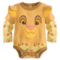 Image of Simba Cuddly Bodysuit - Baby # 1