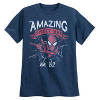 Image of The Amazing Spider-Man T-Shirt for Men # 1
