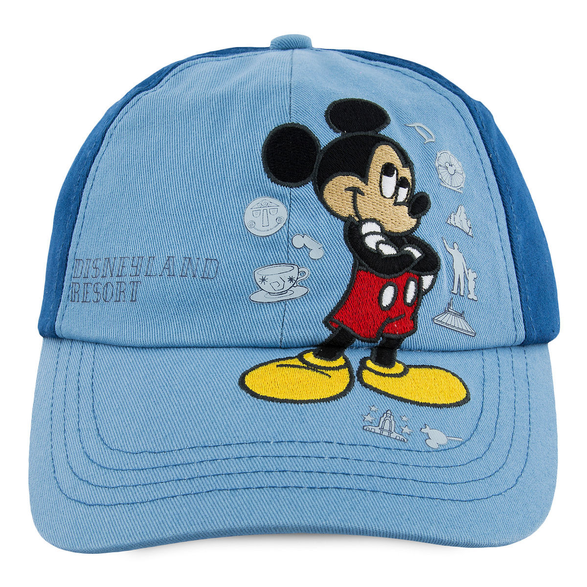 c0f31603db1 Product Image of Mickey Mouse Baseball Cap for Kids - Disneyland 2018   1
