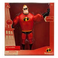 Image of Mr. Incredible Light-Up Talking Action Figure - Incredibles 2 - Toys for Tots # 4