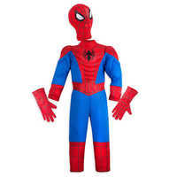 Image of Spider-Man Ultimate Light-Up Costume for Kids # 3