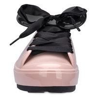 Mickey Mouse Sneakers for Women by Melissa - Pink