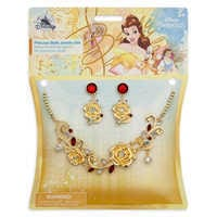 Image of Belle Jewelry Set - Beauty and the Beast # 3
