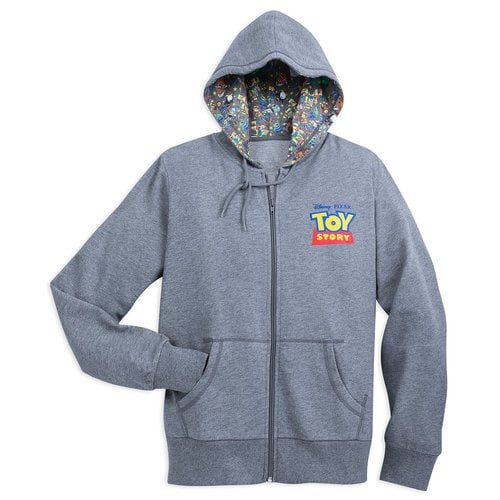 Toy Story Land Zip Hoodie For Women Walt Disney World