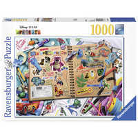 Image of PIXAR Scrapbook Puzzle by Ravensburger # 1