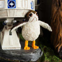 Image of Chewbacca, R2-D2 & Porgs Limited Edition Figurine - Star Wars: The Last Jedi # 8