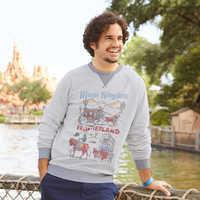 Image of Frontierland Sweatshirt for Men by Junk Food - Walt Disney World # 2