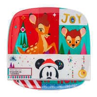 Image of Mickey Mouse and Friends Holiday Cheer Plate Set - 4-Pc. # 3