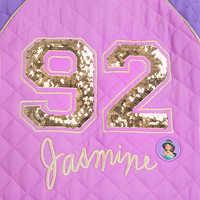 Image of Jasmine Quilted Varsity Jacket for Girls # 6
