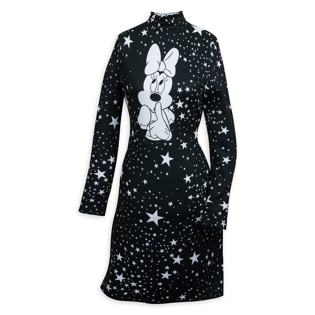 Minnie Mouse Star Dress For Women By Sugarbird Shopdisney