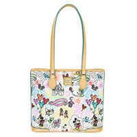 Image of Disney Sketch Shopper by Dooney & Bourke # 1