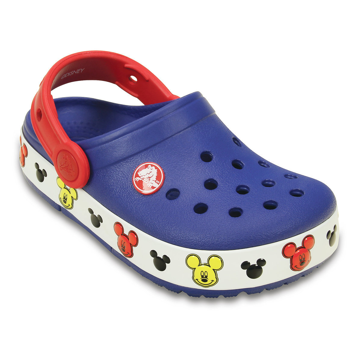 3809ce9127 Product Image of Mickey Mouse Crocs™ Light-Up Clogs for Kids - Blue