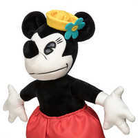 Image of Mickey and Minnie Mouse Collectible Plush Doll Set - Limited Release # 9