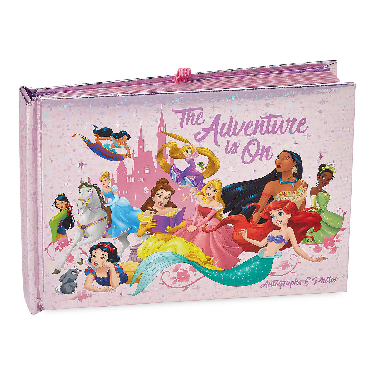 036abc339ba Product Image of Disney Princess Autograph Book and Photo Album - Walt  Disney World   1