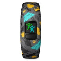 Image of Star Wars: The Resistance Garmin vivofit jr. 2 Activity Tracker for Kids with Adjustable Band # 5