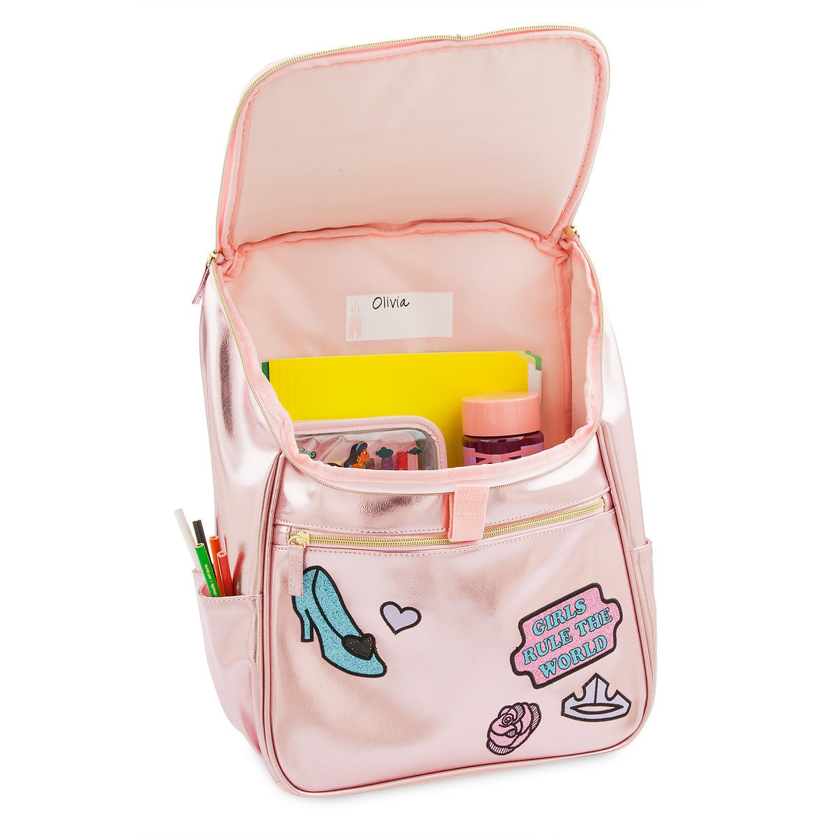 faaabf67b8e Product Image of Disney Princess Icons Backpack for Kids   4