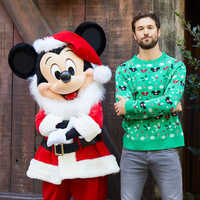Image of Mickey Mouse ''Ugly'' Sweater for Adults # 2