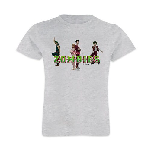 ZOMBIES: Addison, Zed & Zombies T-Shirt for Girls ...